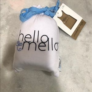 Other - NWT hello mello white sleep tank